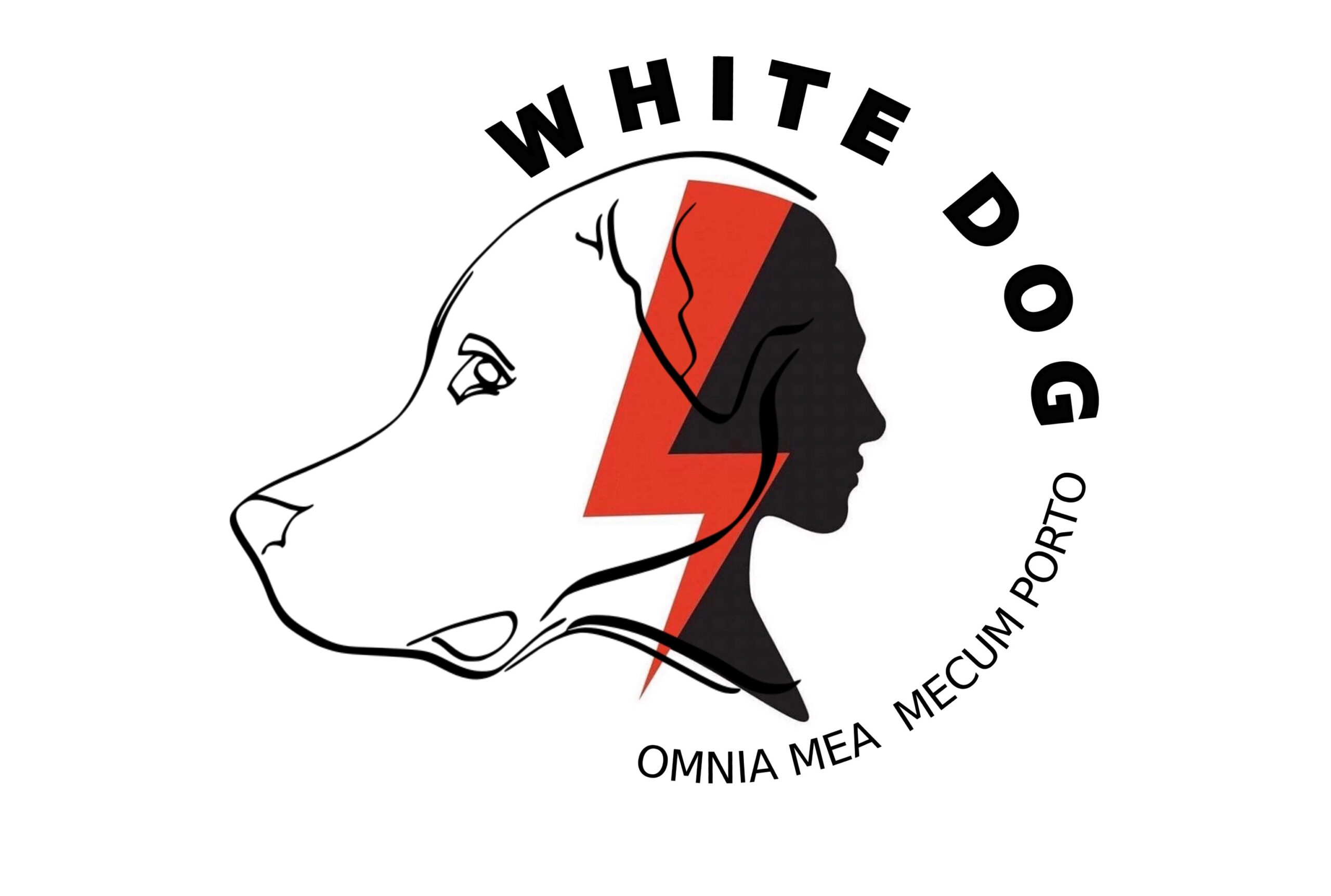 White Dog sails away…